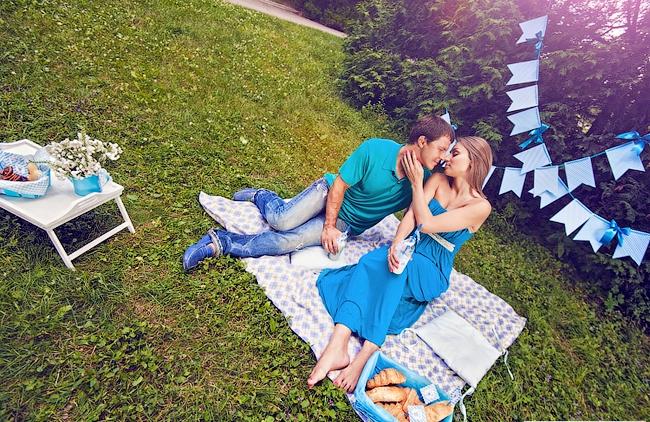 Love story: пикник
