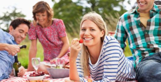 Чем заняться на пикнике