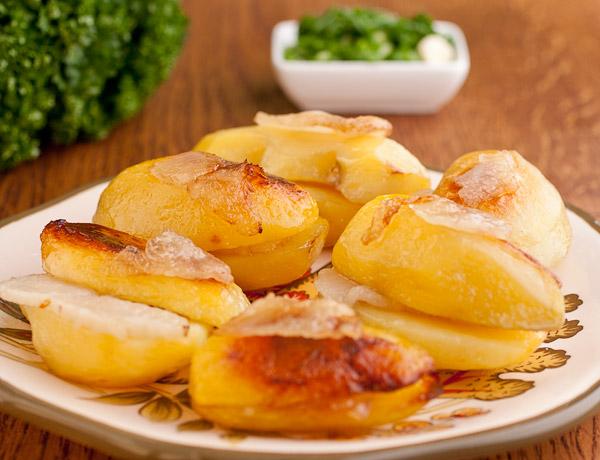 рецепт картошки для пикника