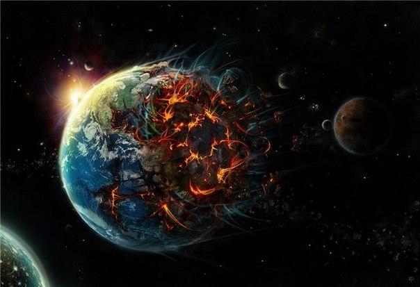 """Вечеринка """"Конец света"""""""