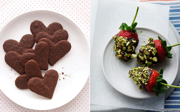рецепты к дню святого валентина