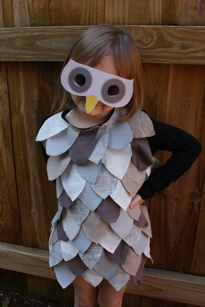 Детский праздник в стиле совы