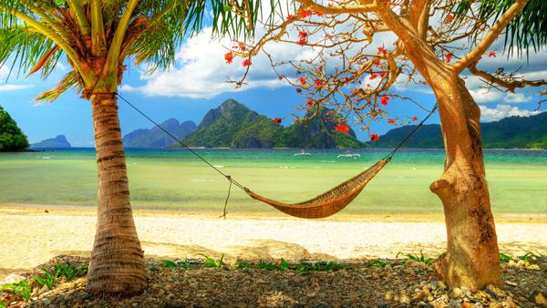 Пикник у синего моря
