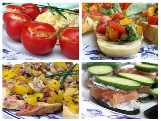 бутерброды для пикника рецепты