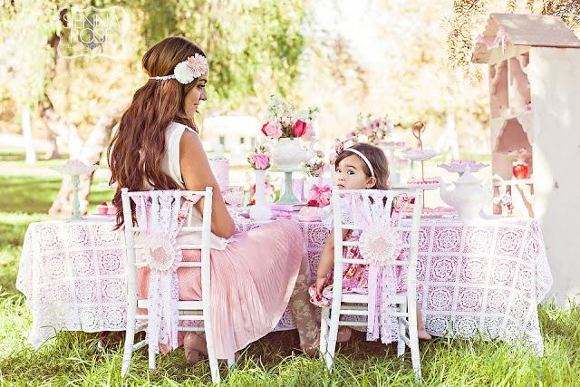 """Чайная вечеринка """"Мама и я"""""""