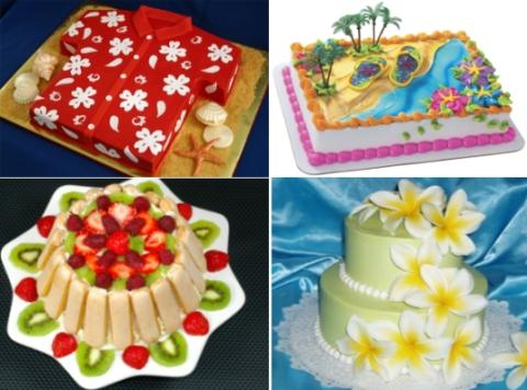гавайская вечеринка сценарий день рождения