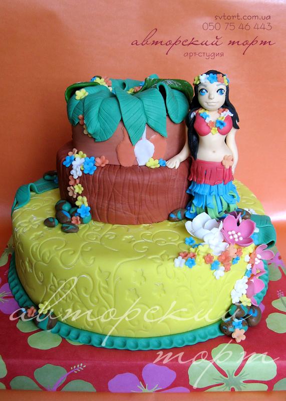 гавайская вечеринка день рождения