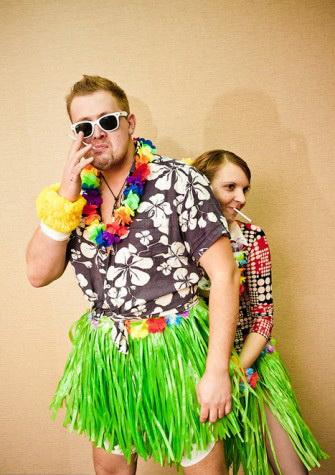 игры для гавайской вечеринки