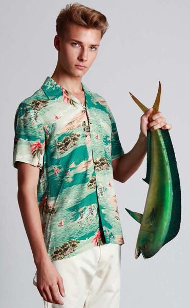 как одеться на гавайскую вечеринку