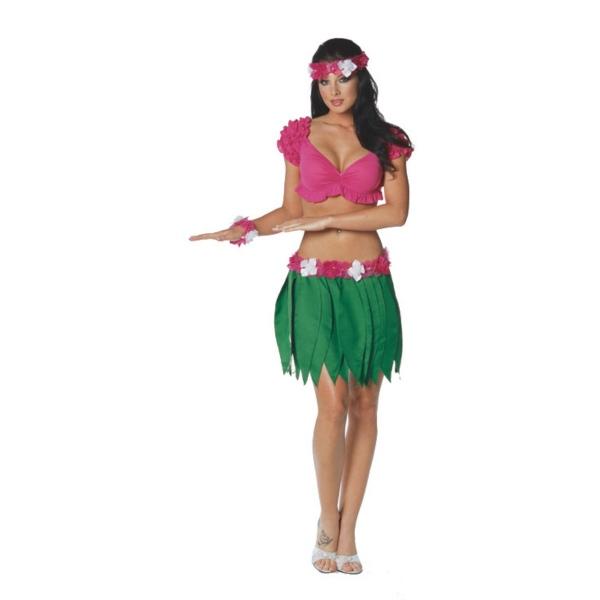 гавайская вечеринка что одеть