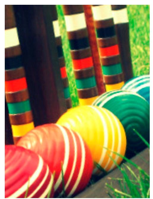 день рождения на пикнике