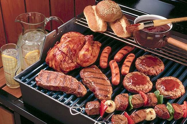 что можно взять на пикник из еды