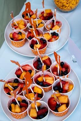 фруктовая вечеринка