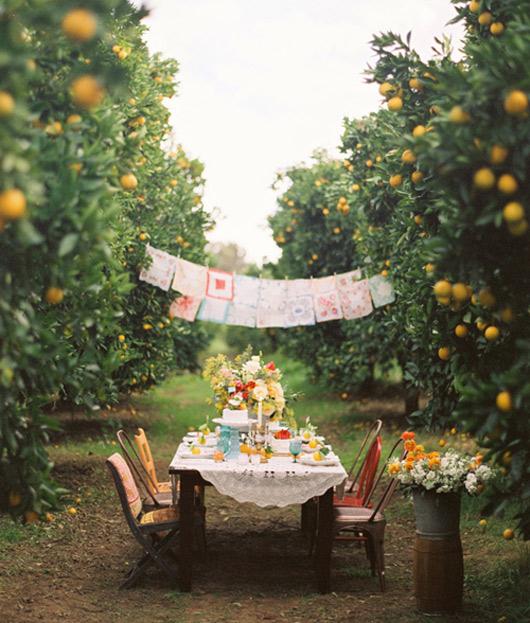 Садовая вечеринка