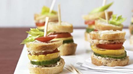простые закуски для пикника