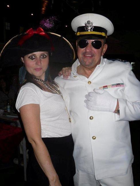 как одеться на морскую вечеринку