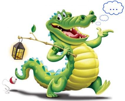 """Прикольные слова для игры в """"Крокодил"""""""