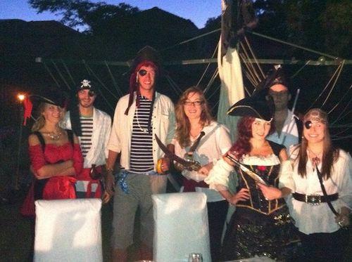 пиратская вечеринка для взрослых конкурсы