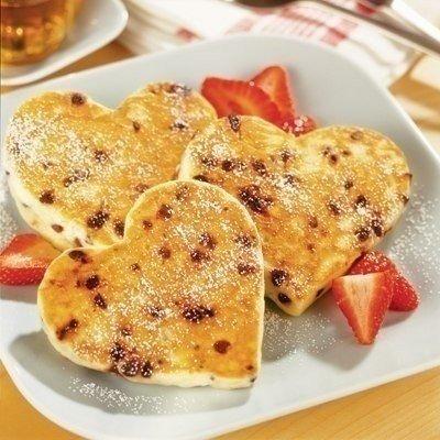 Завтрак в постель: сырники, приготовленные в духовке