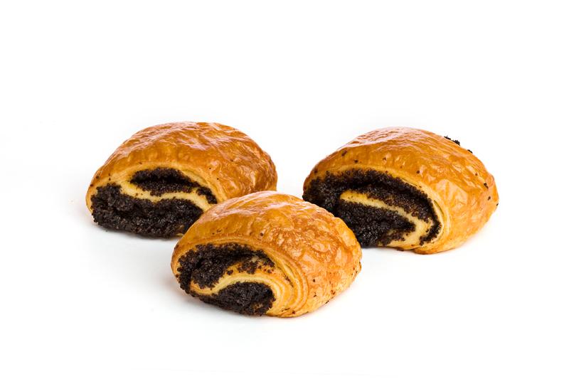 Маленькие сладкие булочки с маком