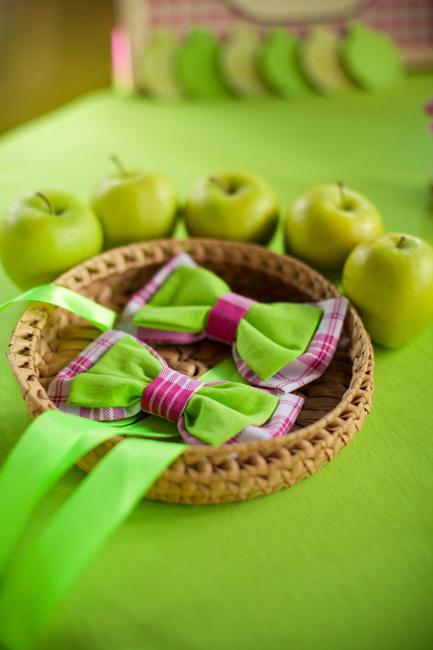 Первый День Яблочного варенья