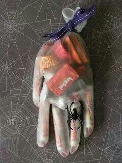 вечеринка в стиле хэллоуин
