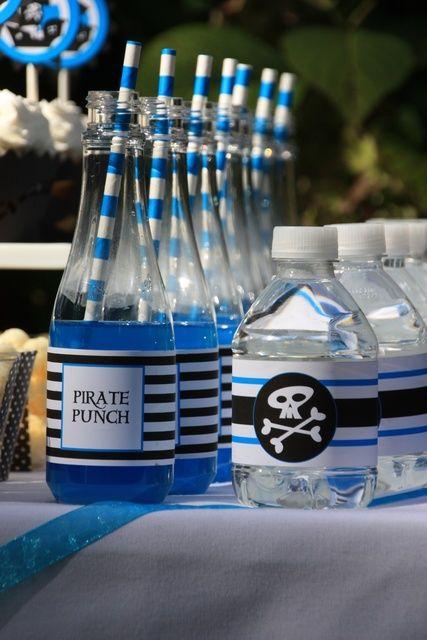 что приготовить на пиратскую вечеринку