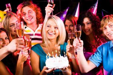 тематические вечеринки на день рождения дома