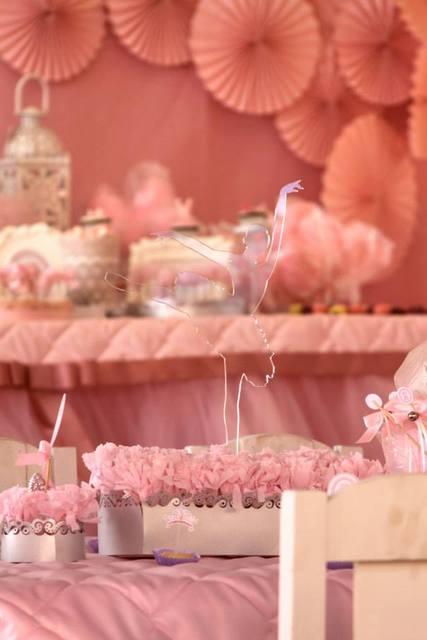 5-й День Рождения маленькой балерины