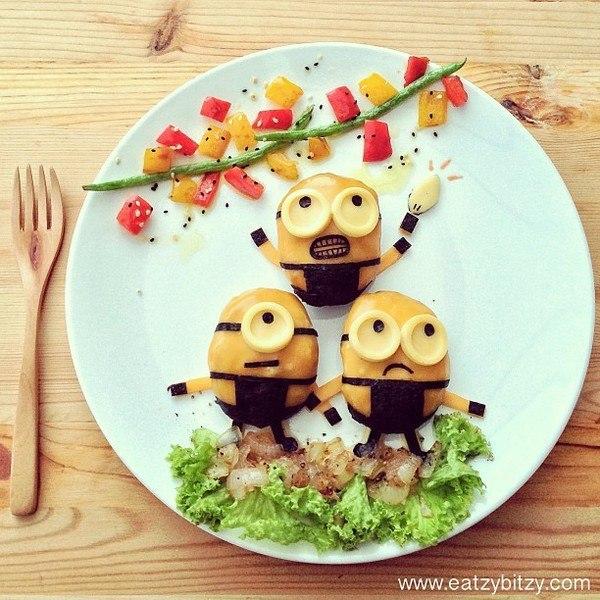 Детский праздник в стиле Миньонов