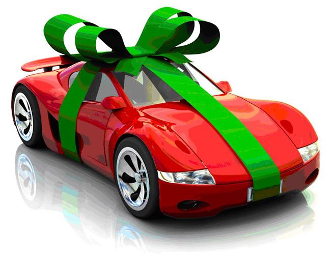 детские подарки к новому году
