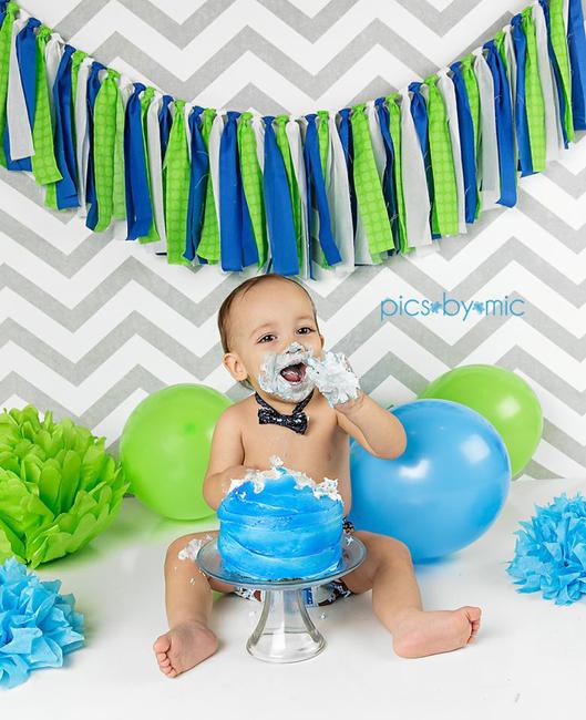день рождения 1 год мальчику