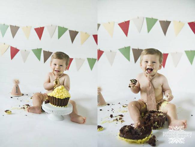 день рождения сына 1 год