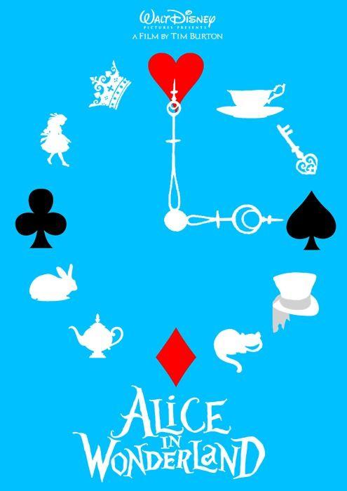 """Первый День Рождения в стиле """"Алиса в Стране чудес"""""""