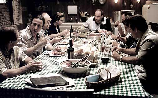 Вечеринка в стиле итальянской мафии