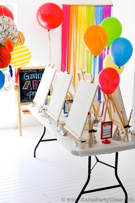 конкурсы для вечеринок для детей
