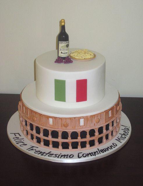 итальянская вечеринка дома