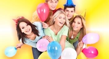 Игры и конкурсы для вечеринки для подростков