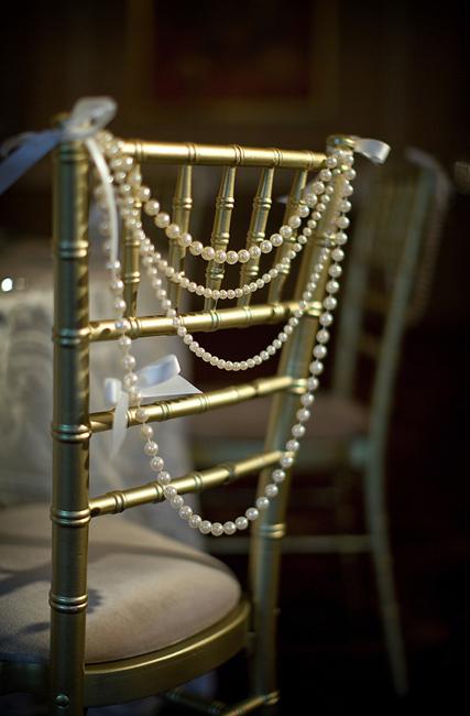 как отметить жемчужную свадьбу
