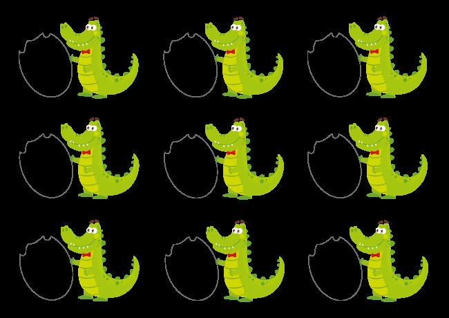 карточки крокодил картинки кухня идеально впишется