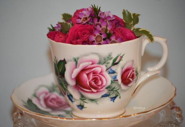 Чайная вечеринка в честь 75-летия