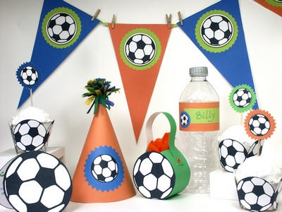 футбольная вечеринка