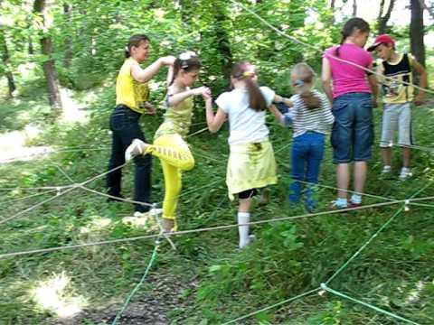 игры для детей на пикнике