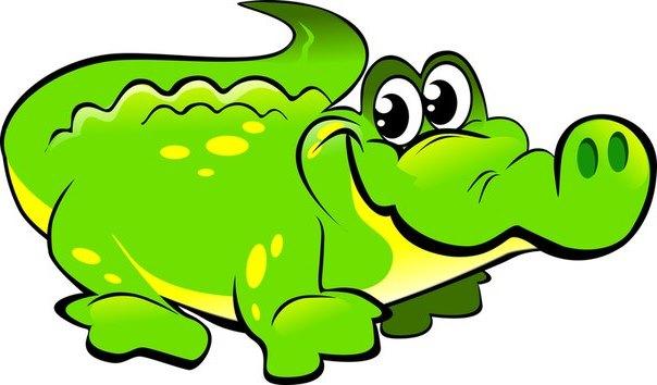 Крокодил картинка