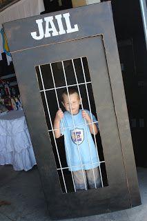 Тюремная вечеринка