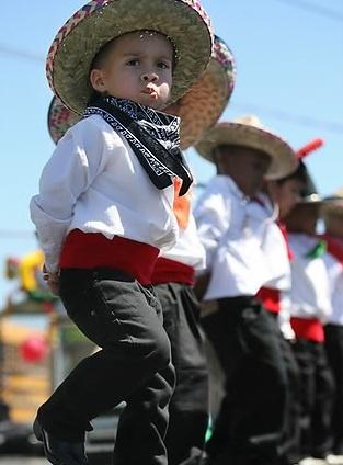 вечеринка в испанском стиле