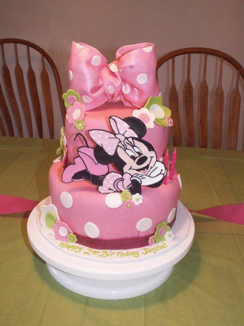 Как украсить торт на детский День рождения