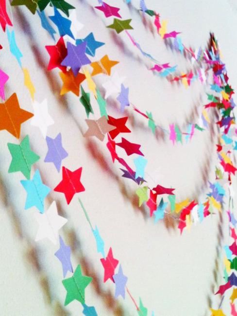 идеи украшения детского дня рождения