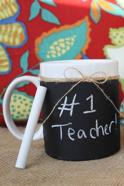 подарок учителю своими руками