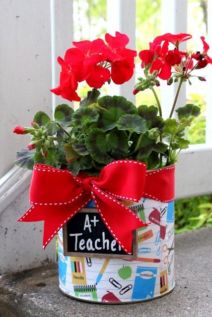 оригинальный подарок учителю своими руками